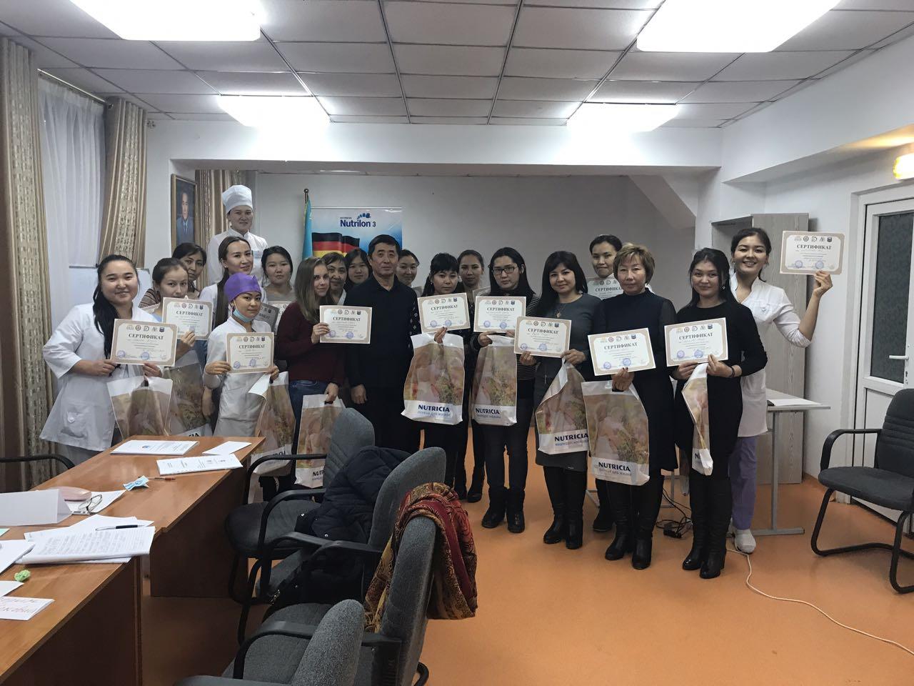 В Городской поликлинике №29 прошел семинар-усовершенствование для медицинских работников