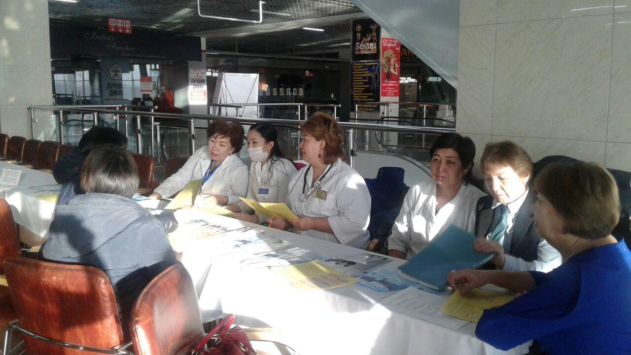 В ТЦ «Домиллион» прошла ярмарка государственных услуг