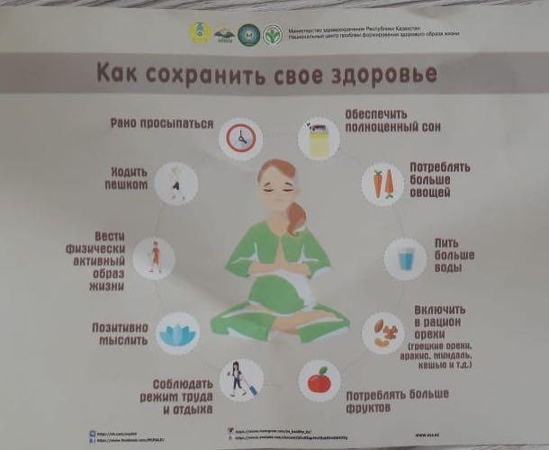 Как сохранить своё здоровье?